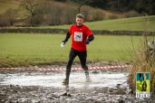 Cartmel 2013. My debut. Cold weather, cold water and mud; lots and lots of mud!