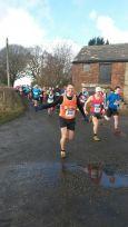 Standish Hall Trail Race, Feb 2105