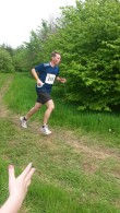 Lap 3 of the 2014 Conti Lightning Run.
