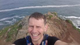 The North Devon cliffs - tasty!