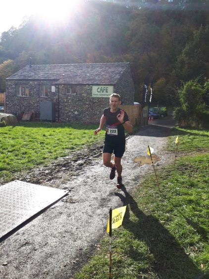 Rewarded with nice weather for the Sunday run round Ullswater.